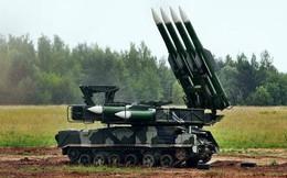 Khám phá hệ thống phòng không uy lực Buk M1-2 của Nga