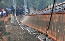 Lai Châu chính thức thông báo toàn bộ vụ đứt cầu treo