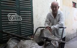 Cụ ông 84 tuổi vẫn lay lắt đạp xích lô mưu sinh giữa Thủ đô