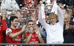 Siêu Cúp Anh: Wenger-Arsenal và cuộc hồi sinh nhờ… Man City