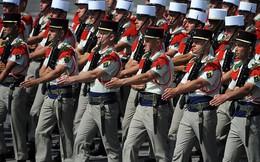Tiềm lực quân sự của 8 đội dẫn đầu World Cup 2014 có gì đặc biệt?