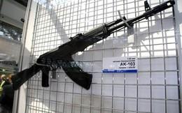 Đối thủ nào đã thua súng trường Galil trong cuộc đua ở Việt Nam?