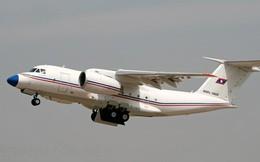 Máy bay vừa rơi là chiếc An-74TK-300 duy nhất của Không quân Lào