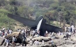 Vận tải cơ C-130J Ấn Độ tan xác vì trang bị linh kiện Trung Quốc?