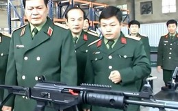 Việt Nam sản xuất súng trường của Israel?