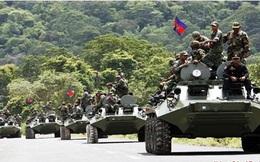Hình ảnh quân đội Campuchia ngày nay