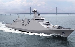Chiến hạm tàng hình SIGMA mới đóng của Indonesia có gì đặc biệt?