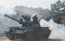 Xe tăng Việt Nam lọt top 10 xe tăng hàng đầu mọi thời đại