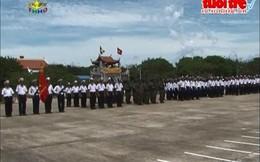 """Bản tin TH Hải quân """"Tổ quốc và người lính biển"""" tháng 6/2014"""