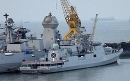 Khu trục hạm hiện đại nhất Ấn Độ gặp nạn, 1 sĩ quan thiệt mạng