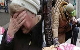 Ukraine và những khoảnh khắc làm cả thế giới rơi lệ