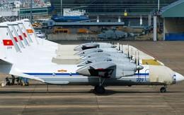 Ngắm dàn máy bay hùng hậu của Lữ đoàn Không quân 918