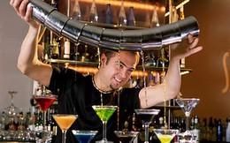 """Nghề """"hot"""" bartender: Miếng pho-mát trong bẫy chuột?"""