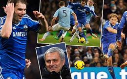 Mourinho giữ chuẩn lời, Chelsea kéo sập Etihad