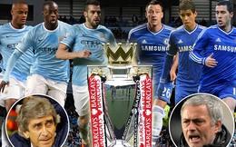 """Man City vs Chelsea: """"Derby"""" của những gã nhà giàu"""