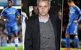 TIN VẮN SÁNG 25/2: Mourinho tố Eto'o khai gian tuổi