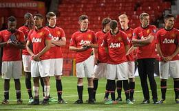 Man United trắng tay cấp độ trẻ