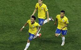 Brazil & món quà từ FIFA