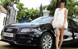 Triệu hồi 181 xe Audi A4 tại Việt Nam