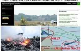 """Sự thật bất ngờ về """"lời thú tội chấn động"""" trong vụ MH17"""