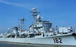 Hải chiến Trường Sa 1988: Những tàu chiến mang dã tâm Trung Quốc