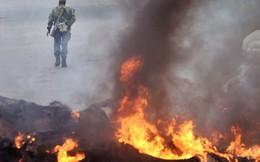 Lính Ukraine bị phục kích ở miền Đông, 7 người thiệt mạng
