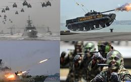 ẢNH: Màn duyệt binh hoành tráng nhất thập kỷ của Indonesia