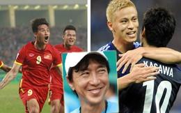 Người Nhật mơ được như bóng đá Việt Nam?