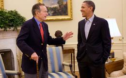 Cựu tổng thống Bush nhắn nhủ Obama: Hãy gắng hiểu nước Nga