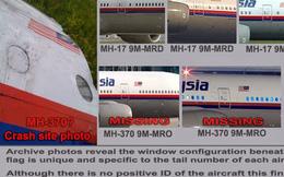 """MH370 chính là MH17: """"Thông tin nhảm nhí!"""""""