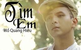 """Hồ Quang Hiếu tái xuất sau hit """"Con bướm xuân"""""""