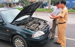 Từ 1/6, người dân phải khai báo khi bán xe