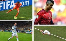 """Messi, Ronaldo,Klose,... Ai ăn mừng """"sành điệu"""" nhất World Cup?"""