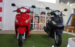 Dàn xe Yamaha khoe dáng tại triển lãm Auto Expo 2014