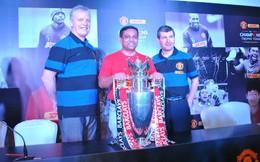 """Man United đưa cúp vô địch Premier League """"tới thăm"""" Việt Nam"""