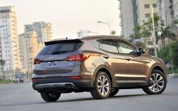 Hyundai Santa Fe phiên bản đặc biệt giá hơn 1,4 tỷ đồng