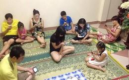Suy ngẫm với bức ảnh họp gia đình 'thời smartphone'