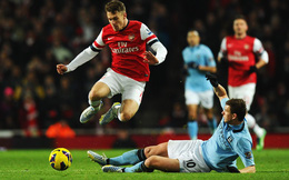 Box TV: Xem TRỰC TIẾP Arsenal vs Man City (18h45)