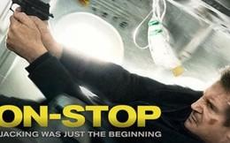 NON-STOP - phim về cướp máy bay đánh bật Quả tim máu