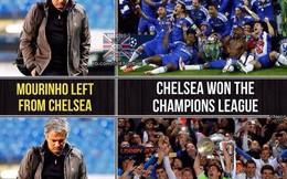 """Ảnh chế: """"Nhọ"""" lắm cũng chỉ bằng Mourinho"""