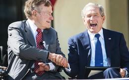 Những Tổng thống Mỹ vào Nhà Trắng nhờ ảnh hưởng từ cha