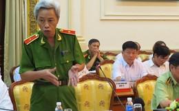 """Tướng Minh: """"Thông tin xác người bị chặt khúc là thiếu chính xác"""""""