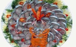 Kinh hoàng sán chui lên não, phổi vì ăn hải sản