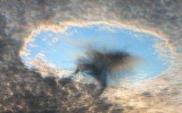 Kỳ lạ hố mây ở Cao Bằng, ngày biến thành đêm cùng lúc ở 5 tỉnh