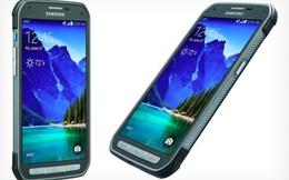 Galaxy S5 Active: Bản nâng cấp cứng cáp của S5 đã có giá bán