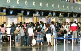 Vietnam Airlines: Khách đến trễ 40 phút không được lên tàu bay