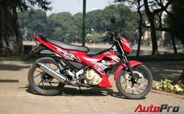 """Suzuki Raider R150: Sự trở lại của """"thần gió"""" một thời"""