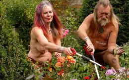 Khu vườn đặc biệt dành cho du khách thích làm Adam & Eva