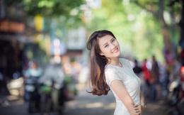Ngắm ảnh tuyệt đẹp của á khôi trường Báo muốn thành Hoa hậu 2014