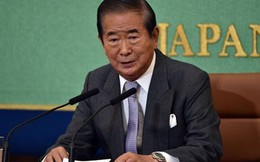 """Chính trị gia Nhật Bản đòi """"chiến tranh với Trung Quốc"""""""